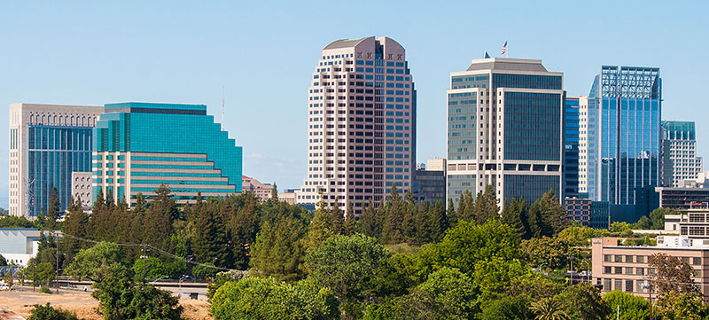 Sacramento location of Synectic Technologies